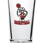 custom pint glass