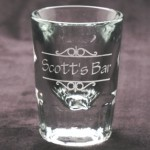 customized shot glasses